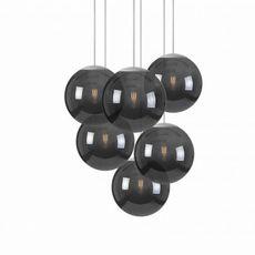 Spheremaker 6 spheres alex bergman lustre chandelier  fatboy 100082  design signed 59227 thumb
