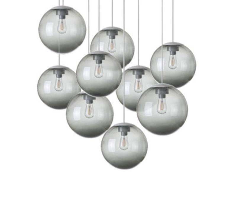 Spheremaker 9 spheres alex bergman lustre chandelier  fatboy 100049  design signed 59237 product
