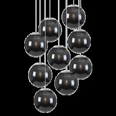 Spheremaker 9 spheres alex bergman lustre chandelier  fatboy 100056  design signed 59249 thumb