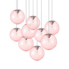 Spheremaker 9 spheres alex bergman lustre chandelier  fatboy 100046  design signed 59233 thumb