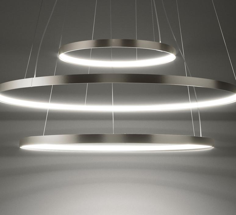 Zero round  suspension pendant light  panzeri m03302 075 0210  design signed nedgis 81925 product