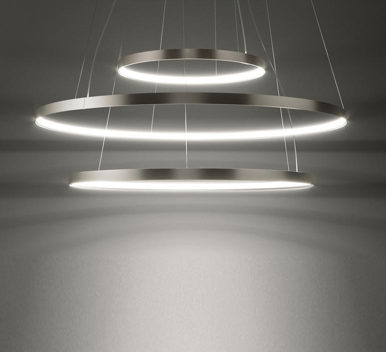 Zero round  suspension pendant light  panzeri m03302 075 0210  design signed nedgis 81926 product