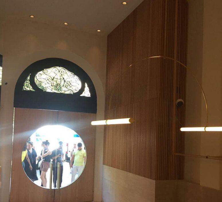 Tube 1 naama hofman lustre chandelier  naama hofman tube 1  design signed 45286 product