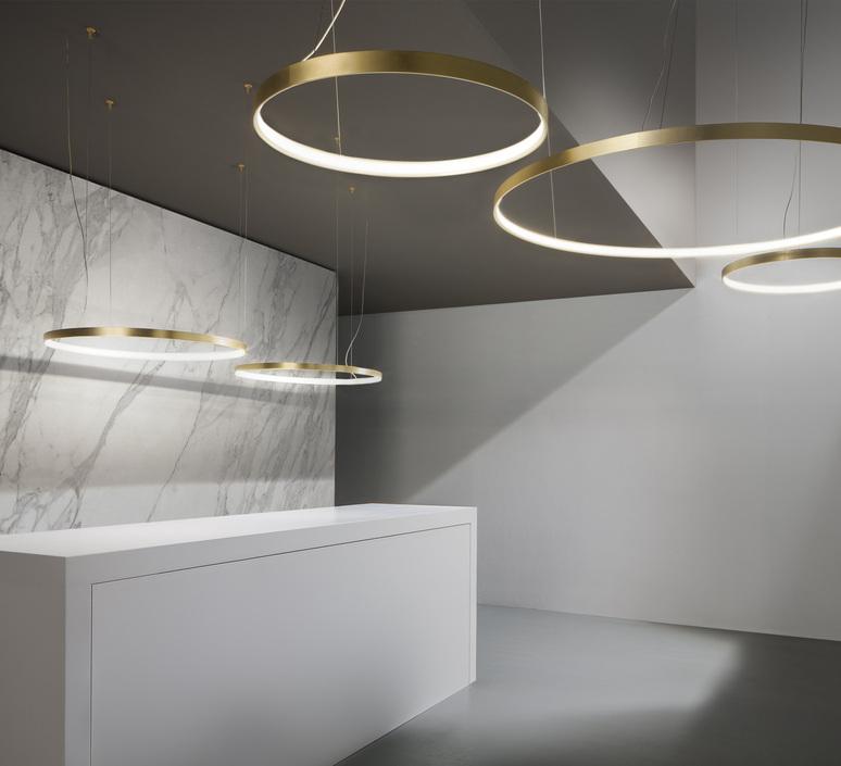 Zero shapes studio tecnico panzeri lustre chandelier  panzeri m03319 075 0510  design signed nedgis 105573 product