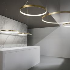 Zero shapes studio tecnico panzeri lustre chandelier  panzeri m03319 075 0510  design signed nedgis 105573 thumb