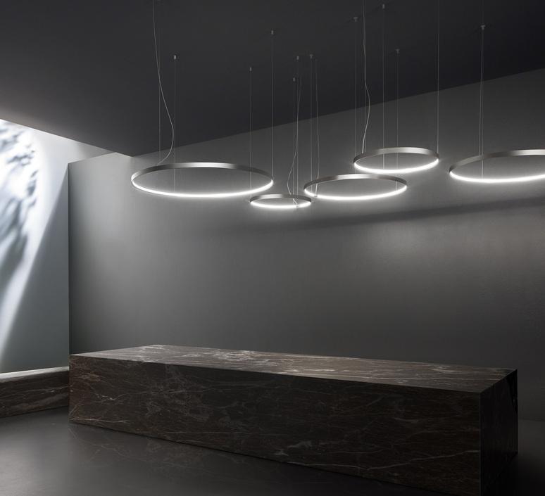 Zero shapes studio tecnico panzeri lustre chandelier  panzeri m03319 075 0510  design signed nedgis 105574 product