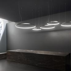 Zero shapes studio tecnico panzeri lustre chandelier  panzeri m03319 075 0510  design signed nedgis 105574 thumb
