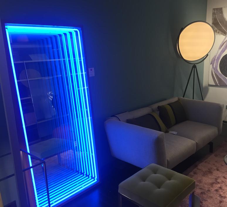 Miroir maxi benjamin mery mobilier lumineux furniture  lumneo maxi01020201   design signed nedgis 71392 product
