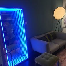 Miroir maxi benjamin mery mobilier lumineux furniture  lumneo maxi01020201   design signed nedgis 71392 thumb