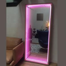 Miroir maxi benjamin mery mobilier lumineux furniture  lumneo maxi02240101   design signed nedgis 71389 thumb