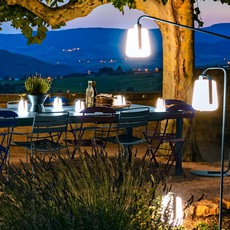 Balad tristan lohner lampadaire d exterieur outdoor floor light  fermob 3631 26  design signed 70391 thumb