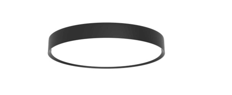 Plafonnier 41490 noir led 3000 2404 o44cm h55cm louis poulsen normal