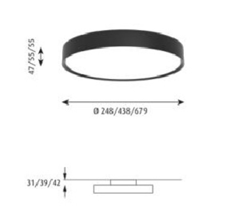 41490  plafonnier ceilling light  louis poulsen 5742584135  design signed nedgis 63812 product