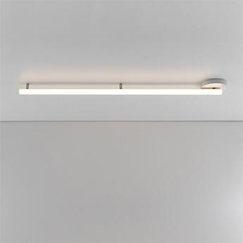 Plafonnier alphabet of light blanc led 3000k 6968lm l243 5cm h5cm artemide normal