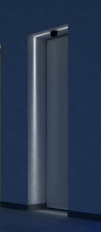 Plafonnier antarktikos blanc l11 8cm h8 2cm artemide normal