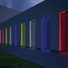 Lesbo quaglio simonelli plafonnier ceilling light  artemide 0054010a  design signed nedgis 75654 thumb