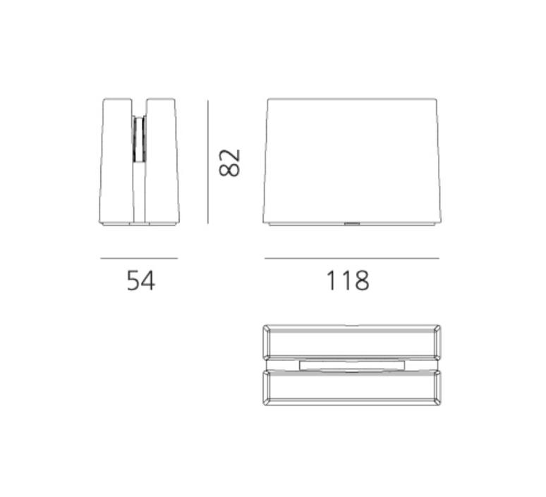Lesbo quaglio simonelli plafonnier ceilling light  artemide 0054010a  design signed nedgis 75658 product