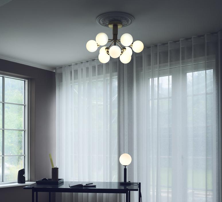Apiales 9  sofie refer plafonnier ceilling light  nuura 05630424  design signed nedgis 88690 product