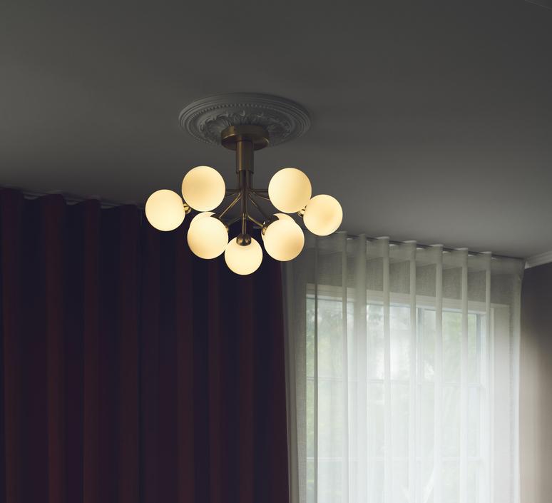 Apiales 9  sofie refer plafonnier ceilling light  nuura 05630424  design signed nedgis 88691 product