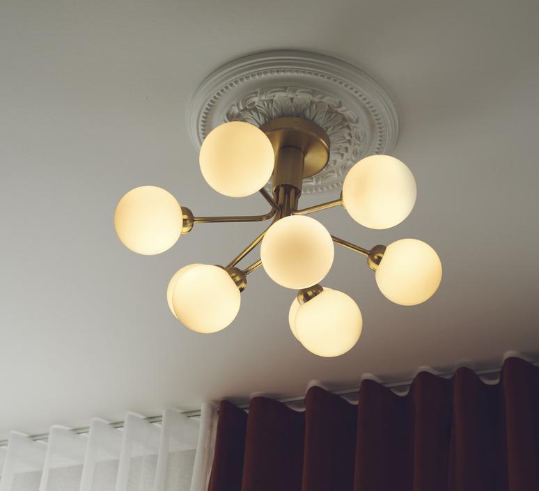 Apiales 9  sofie refer plafonnier ceilling light  nuura 05630424  design signed nedgis 88692 product