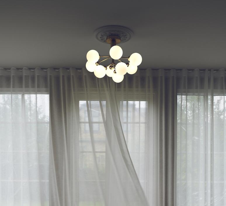 Apiales 9  sofie refer plafonnier ceilling light  nuura 05630424  design signed nedgis 88696 product