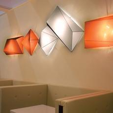 Ukiyo manuel vivian applique murale wall light  axo light pl uki 110  design signed 33836 thumb