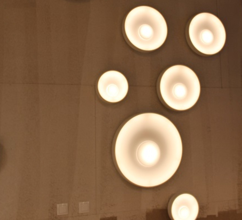 Sun yonoh estudio creativo plafonnier ceilling light  marset a671 005  design signed 61791 product