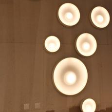 Sun yonoh estudio creativo plafonnier ceilling light  marset a671 005  design signed 61791 thumb