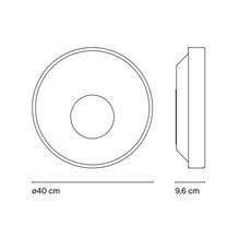 Sun yonoh estudio creativo plafonnier ceilling light  marset a671 005  design signed 61793 thumb