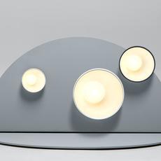Sun yonoh estudio creativo plafonnier ceilling light  marset a671 009  design signed 61803 thumb