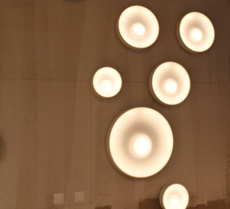 Sun yonoh estudio creativo plafonnier ceilling light  marset a671 009  design signed 61804 product