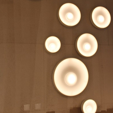 Sun yonoh estudio creativo plafonnier ceilling light  marset a671 009  design signed 61804 thumb