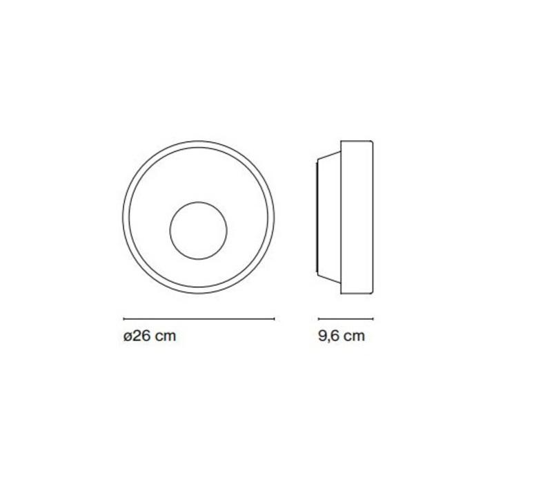 Sun yonoh estudio creativo plafonnier ceilling light  marset a671 002  design signed 61784 product