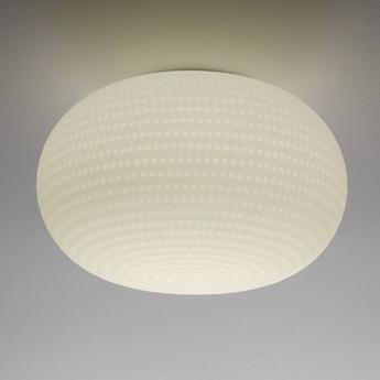 Plafonnier bianca led blanc o16cm fontana arte normal