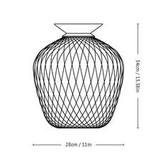 Blown sw5 samuel wilkinson plafonnier ceilling light  andtradition 20651001  design signed 56539 thumb