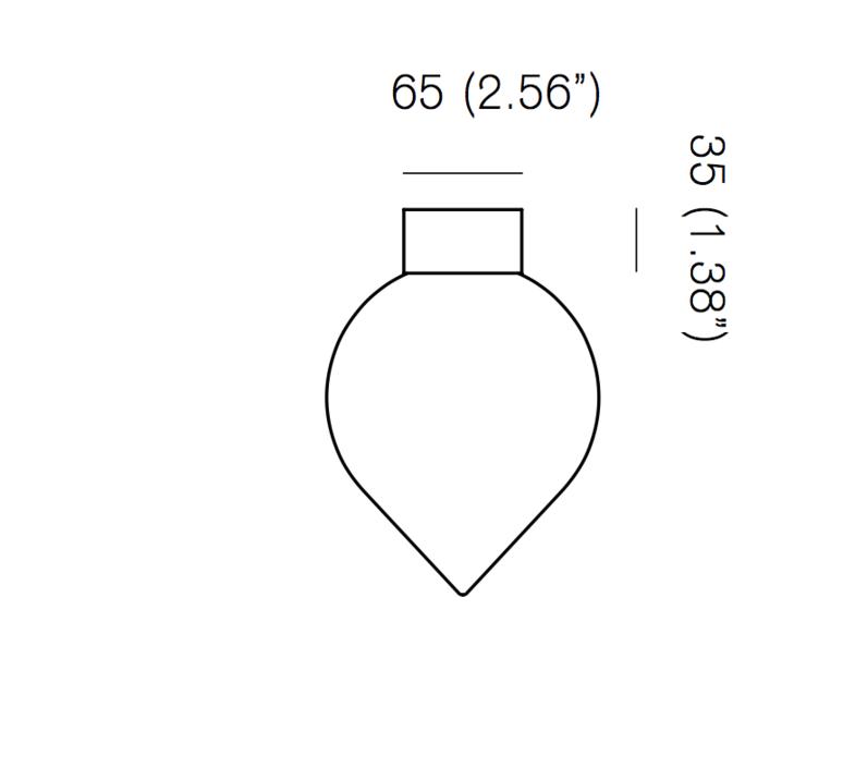 Bob michael anastassiades plafonnier ceilling light  anastassiades ma bcmpbr   design signed 39697 product