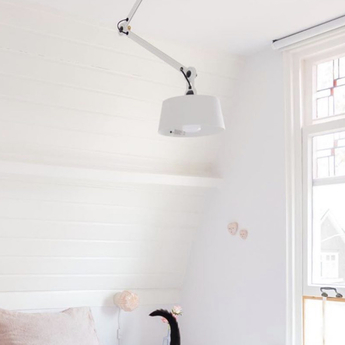 Plafonnier bolt blanc 0l96cm h50cm tonone normal
