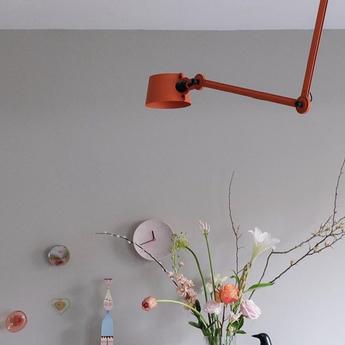 Plafonnier bolt orange 0l96cm h50cm tonone normal
