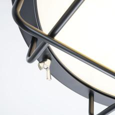 Cantiere alberto ghirardello plafonnier ceilling light  zava cantiere ceilinglight red ral3002  design signed 82584 thumb
