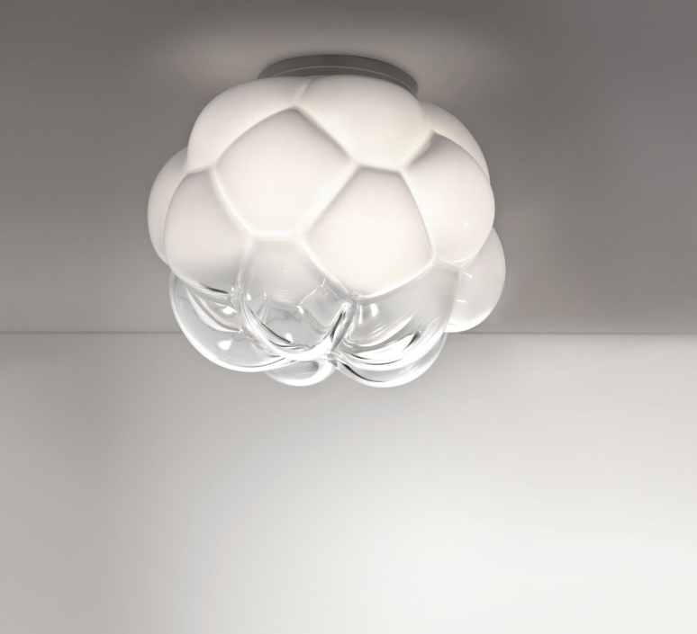 Cloudy f21 mathieu lehanneur plafonnier ceilling light  fabbian f21e05  design signed 39845 product