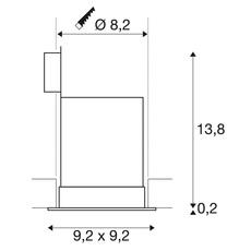 Contone fixe studio slv plafonnier ceilling light  slv 161301  design signed nedgis 93777 thumb
