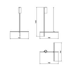 Coordinates ceiling 1 cliii michael anastassiades plafonnier ceiling light  flos f1832044  design signed nedgis 99305 thumb