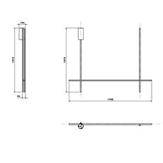 Coordinates ceiling 2 michael anastassiades plafonnier ceiling light  flos f1858044  design signed nedgis 99318 thumb