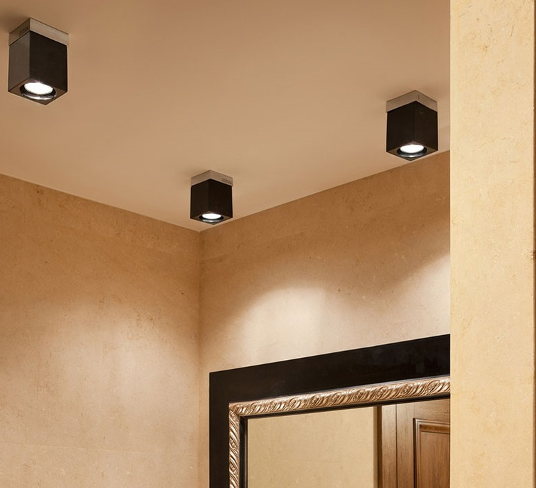 Cubetto d28 pamio design plafonnier ceilling light  fabbian d28 e01 02  design signed nedgis 65892 product
