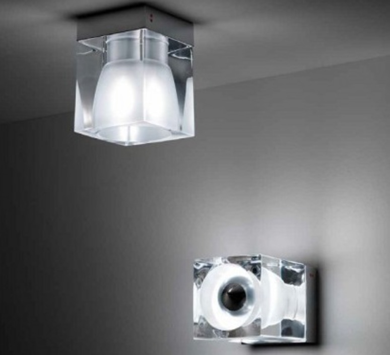 Cubetto d28 pamio design plafonnier ceilling light  fabbian d28 b03 00  design signed 49556 product