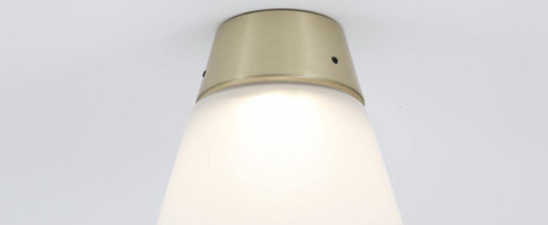 Plafonnier cup cake kathy laiton led 2700 k 400 lm o16 4cm h22cm dark normal