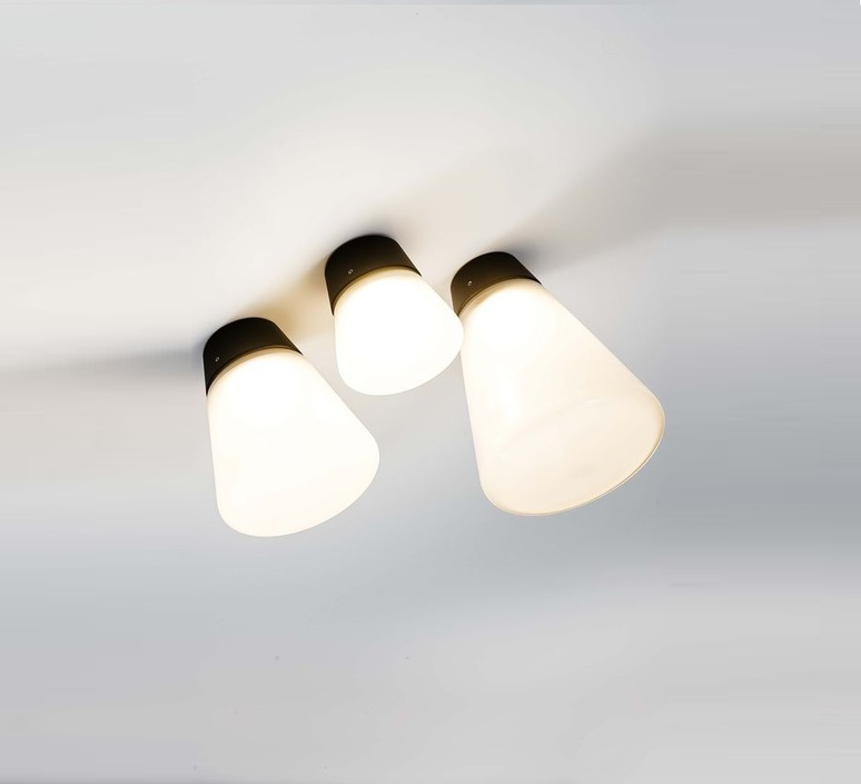 Cup cake susy suzanne uerlings plafonnier ceilling light  dark 1060 bb 804002 00  design signed 31541 product