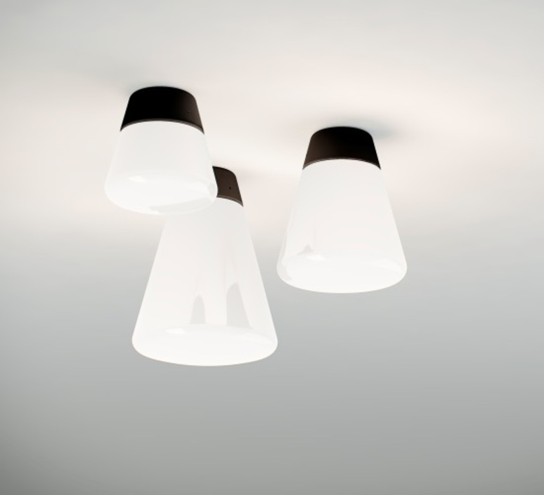 Cup cake susy suzanne uerlings plafonnier ceilling light  dark 1060 bb 804002 00  design signed 31543 product