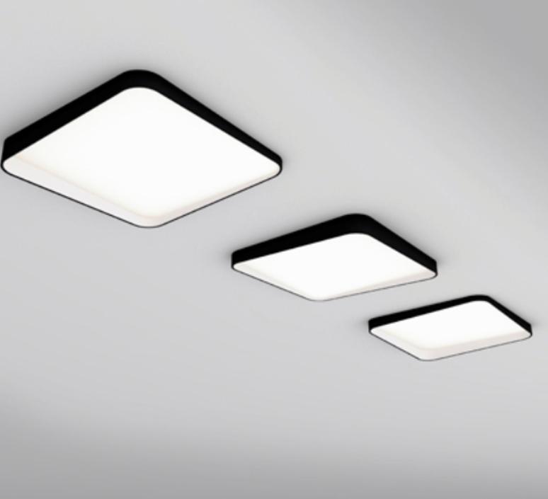 Edgar square made for dark plafonnier ceilling light  dark 940 02 809003 00 w 0  design signed 31527 product