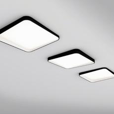 Edgar square made for dark plafonnier ceilling light  dark 940 02 809003 00 w 0  design signed 31527 thumb
